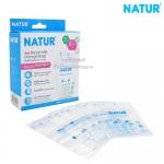 [30ถุง] [4oz] Natur ถุงเก็บน้ำนม Breast Milk Storage Bags