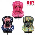 Fin babies plus เบาะติดรถยนต์นิรภัยสำหรับเด็ก รุ่น ACAR-HB01 [สำหรับแรกเกิด - 4ปี]
