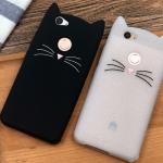 เคสมือถือ Huawei huawei nova 2Plus-เคสซิลิิโคนแมว [Pre-Order]