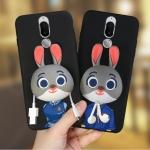 Case Huawei Nova 2i เคสซิลิโคน3D เก็บสายได้ ตั้งได้[Pre-Order]