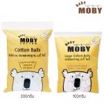 Baby Moby สำลีก้อน Cotton Ball