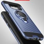 เคสมือถือ Samsung S8plus -เคสซิลิโคนมีห่วงนิ้ว [Pre-Order]