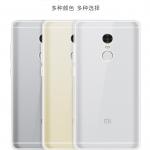 เคสมือถือ Xiaomi Note4x-เคสซิลิโคนนิ่มใส สี -[ Pre-Order]