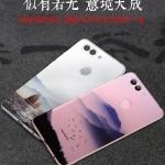 เคสมือถือ Huawei huawei nova 2Plus-เคสซิิลิโคนนิ่มสกรีนลายสวยงาม [Pre-Order]