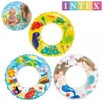 Intex ห่วงยางสวมเอวลายการ์ตูน [Intex-59242]
