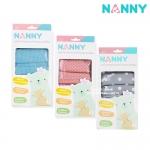 Nanny ถุงข้าวสารประคบเต้านมแบบเหลี่ยม