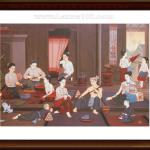 รูปภาพสำหรับ ประดับ ตกแต่ง ติดผนัง บ้าน ร้านสปา โรงแรม คอนโด รีสอร์ท หลากหลายสไตล์ CA-49