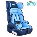 คาร์ซีท Fico เบาะรถยนต์นิรภัยสำหรับเด็ก รุ่น GE-E (สำหรับเด็กอายุ 9 เดือน - 12 ปี)