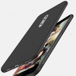 เคสมือถือ Nokia 8-เคสซิลิโคนผิวเรียบ [Pre-Order]
