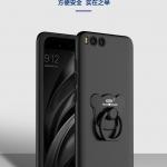 เคสมือถือ Xiaomi mi6 เคสแข็็ง+ห่วงนิ้ว [Pre-Order]