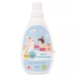 Lamoon ละมุน ผลิตภัณฑ์ทำความสะอาด แผ่นรองคลาน ออร์แกนิค Organic Playmat Cleanser 750ml.