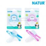 Natur จุกหลอกพร้อมฝาครอบ ลาย Disney Tsum Tsum Pacifier with Cover [เด็กอายุ 6 เดือนขึ้นไป]