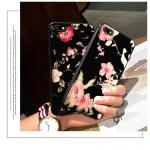 เคสมือถือ Oppo a77 เคสซิลิโคนลายดอกไม้ [Pre-Order]