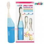 ชุดแปรงสีฟันดนตรี 3 Steps[4-12 เดือน+] Farlin
