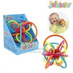 jollybaby ของเล่นเขย่ายางกัด Rattle & Teether Activity Toy