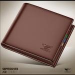 กระเป๋าสตางค์ผู้ชาย Septwolves No.770