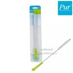 Pur แปรงล้างหลอดดูด Straw Brush