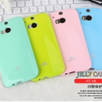 HTC One2 (M8) - Goospery เคสนิ่มเกรดพรีเมี่ยม case [Pre-Order]