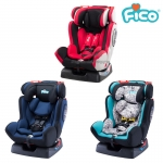 Fico คาร์ซีทเบาะติดรถยนต์นิรภัยสำหรับเด็ก รุ่น X30 [แรกเกิด-12ปี]