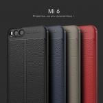 เคสมือถือ Xiaomi mi6 เคสซิลิโคนกัันลื่น [Pre-Order]