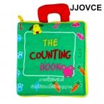 JJOVCE หนังสือผ้า The counting book