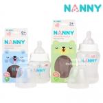 Nanny ขวดนมคอกว้าง Wide Neck bottle