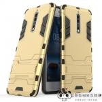 เคสมือถือ Nokia 8- เคสซิลิโคนเกราะป้องกัน [Pre-Order]