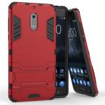 เคสมือถือ Nokia -Nokia6 เคสเกราะป้องกันกันกระแทก [Pre-Order]