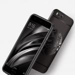 เคสมือถือ Xiaomi mi6 เคสสกรีนลายมังกร [Pre-Order]