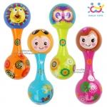 เครื่องดนตรีเขย่ามาราคัส Huile Toys Maraca
