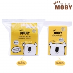 Baby Moby สำลีแผ่น Cotton Pads