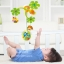 Huile Toys โมบายติดขอบเตียงเสริมพัฒนาการลายสัตว์ Infant Developmental Mobile thumbnail 5