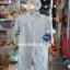 Lilsoft baby ชุดบอดี้สูทขายาวมีถุงเท้า 100%Cotton-Anti bacterial sanitized thumbnail 3
