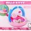 สระน้ำเป่าลมสไลเดอร์ Hello Kitty (Intex-57137) thumbnail 3