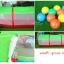 เต็นท์บ้านบอล รุ่นอุโมงค์ 2 ท่อน thumbnail 15