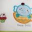 กระเป๋าโฟมผ้าเก็บอุณหภูมิลายการ์ตูน PAPA thumbnail 9