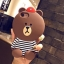 เคสมือถือ Vivo Y66 เคสซิลิโคนหมี3D (พรีออเดอร์) thumbnail 15