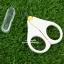 กรรไกรตัดเล็บเด็กแรกเกิด Baby safety scissors thumbnail 6