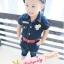 BabyCityชุดยีนส์ผ้ายืดเกาหลี thumbnail 13