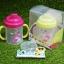 ถ้วยหัดดื่ม 200มล. Farlin Non-Spill Magic cups thumbnail 3