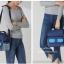 V-Coool กระเป๋าเก็บอุณหภูมิ รุ่นสีทูโทนพร้อมสายสะพาย [ร้อน-เย็น] thumbnail 29
