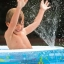 สระน้ำเป่าลม ทรงกลม 2 ชั้น มีน้ำพุ [Intex 57143] thumbnail 4