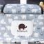 กระเป๋าติดรถเข็น 5 ช่อง Multi Stroller Organizer thumbnail 9