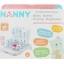 Nanny ผลิตภัณฑ์คว่ำขวดนมและอุปกรณ์ Baby Bottle Drying Organizer thumbnail 18
