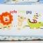 กระเป๋าสัมภาระสีฟ้า ลายสิงโต ลิง จระเข้ thumbnail 5