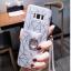เคสมือถือ Samsung S8plus -เคสซิลิโคนกากเพชร+แหวนนิ้ว [Pre-Order] thumbnail 3
