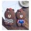 เคสมือถือ Vivo Y66 เคสซิลิโคนหมี3D (พรีออเดอร์) thumbnail 5