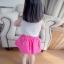 BabyCity ชุดเสื้อพริ้วไหวกระโปรงลายลูกเจี๊ยบ Pink thumbnail 5