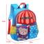 กระเป๋าเป้สะพายหลัง เด็กอนุบาล เรืองแสงได้ Jushishang thumbnail 3