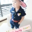 BabyCityชุดยีนส์ผ้ายืดเกาหลี thumbnail 6